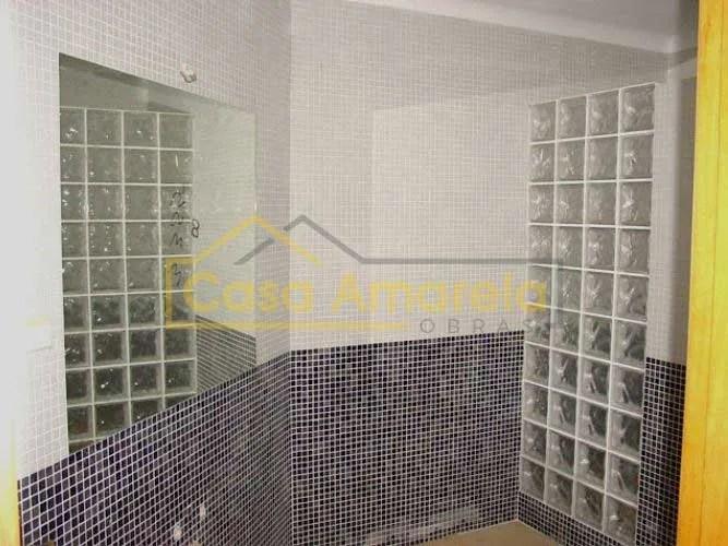 Remodelação de casa de banho azulejos