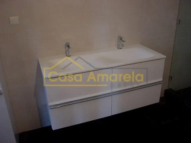 Remodelação de casa de banho em Lisboa