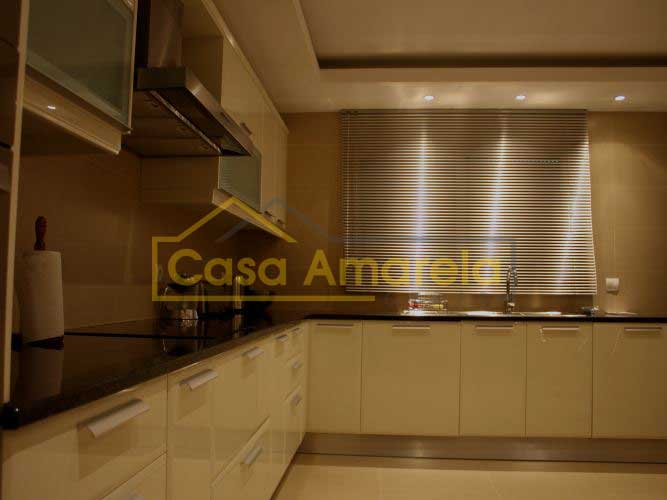 Remodelação de cozinha em Lisboa iluminação