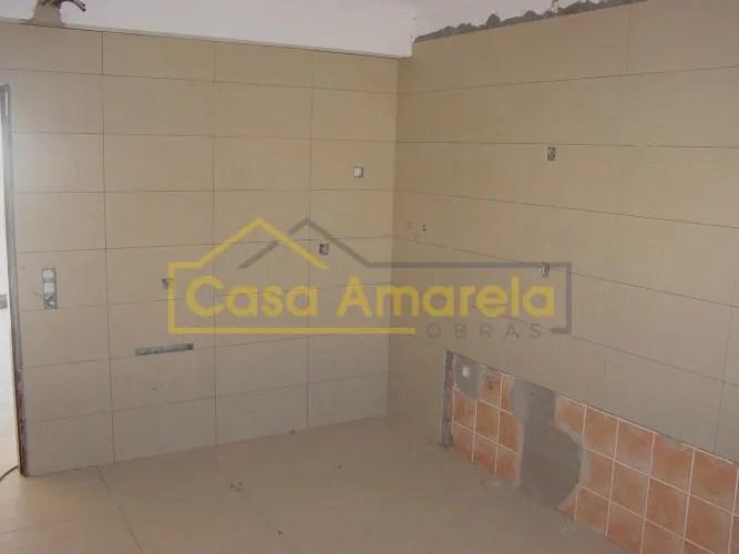Remodelação de cozinha em vivenda