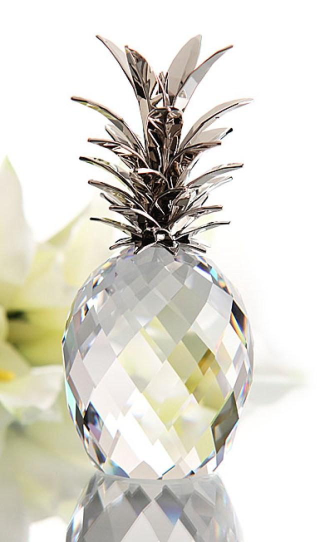 Peça em cristal Swarovski