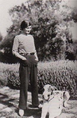 A estilista Coco Chanel - Casa Ao Cubo - Fonte: Pinterest - wishflowers.tumblr.com - LISTRAS