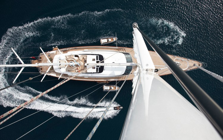 Panthalassa Yacht - Norman Foster - www.fosterandpartners.com