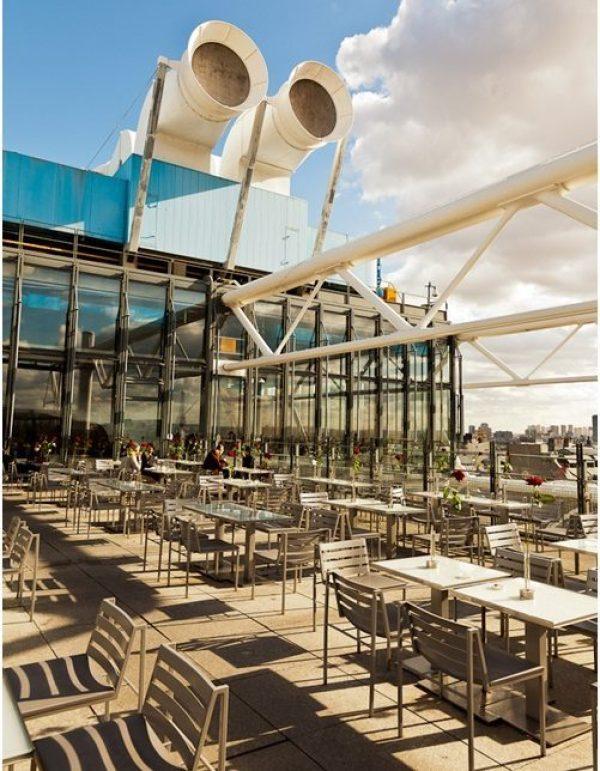 Centre Pompidou - Casa Ao Cubo - Foto: Edson Maiero