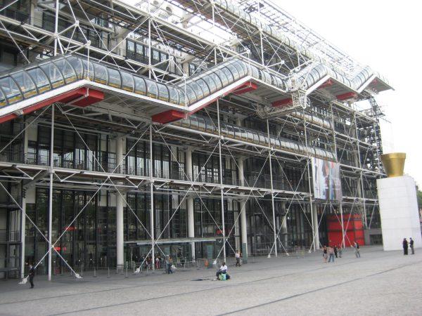 Centre Pompidou - Casa Ao Cubo - Foto: Alessandra Palmezan