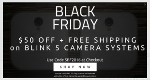Blink Black Friday Sale