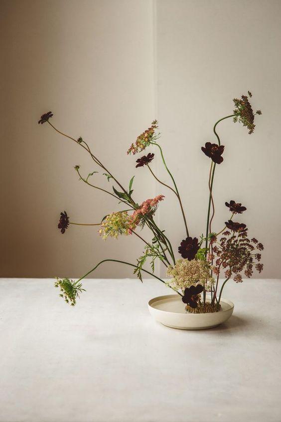 El arte de las flores: El ikebana