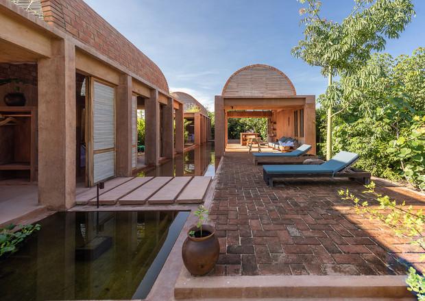 Casa Volta, «un templo» entre la vegetación de la costa oaxaqueña