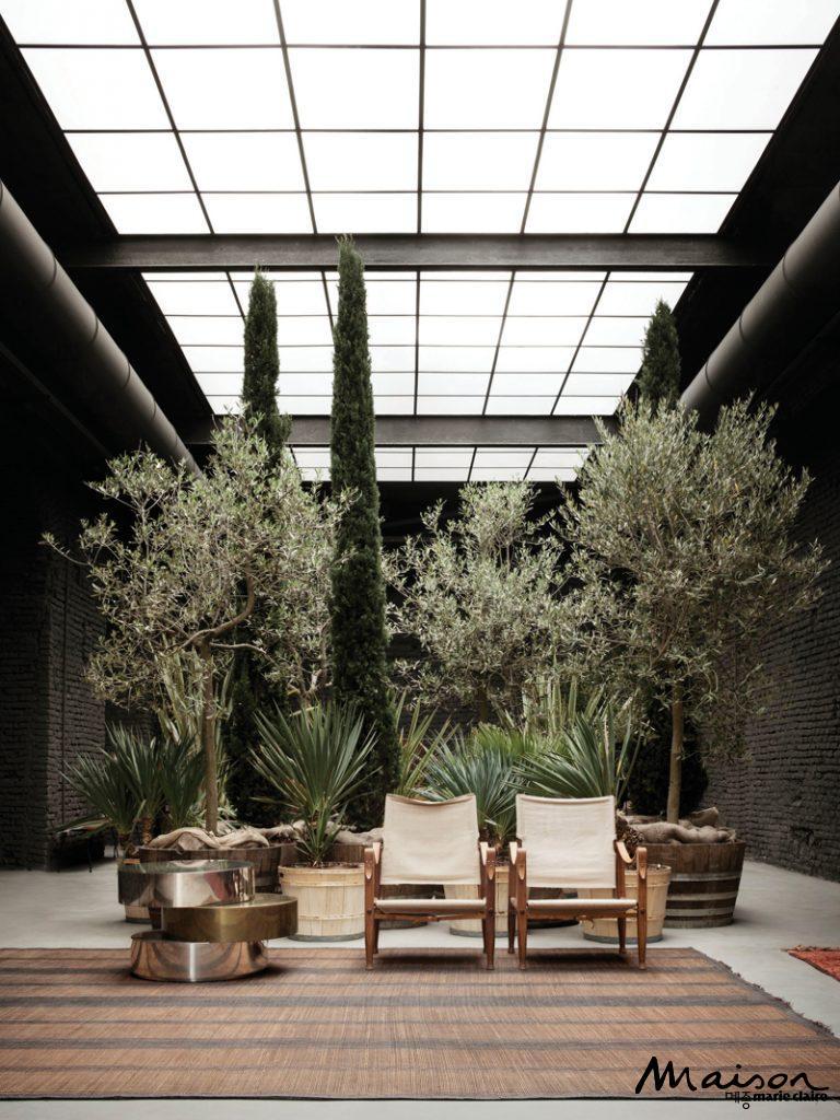 El diseño de todas las cosas en el proyecto Six de Milán
