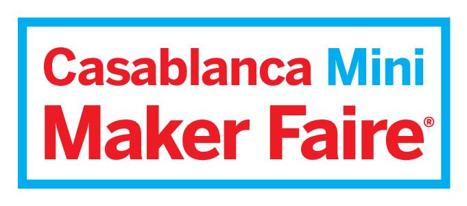 Casablanca Mini Maker Faire logo