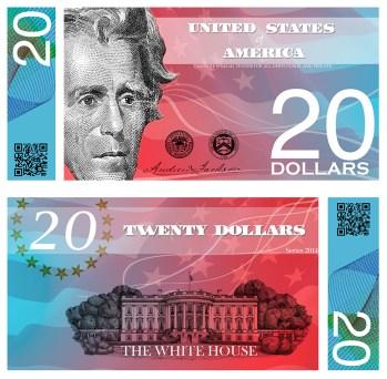 New take on money