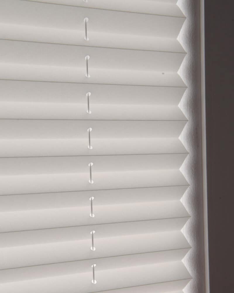 Pleated Blinds  Casa Blinds