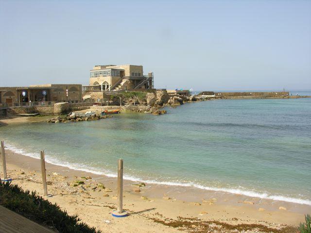 Caesarea Coastline