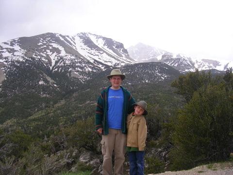 Great Basin 2009 Mt. Wheeler