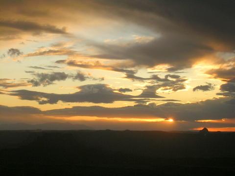 Canyonlands 2009 sunset4