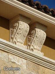 Corbels - Casa de Cantera