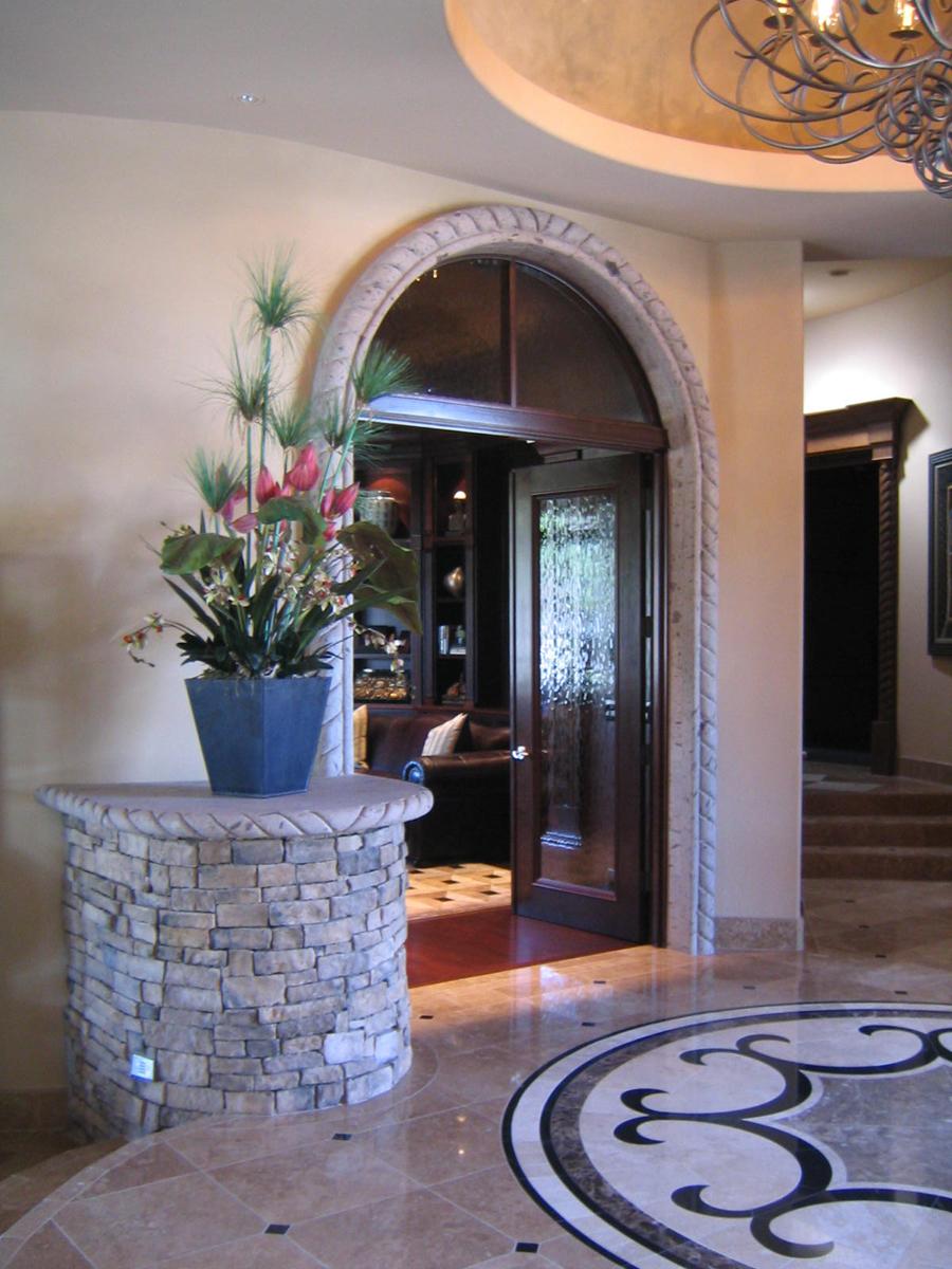 Door Surrounds & Door Surrounds - Casa de Cantera