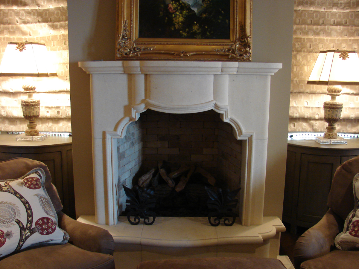 travertine fireplace hearth this gas fireplace has a tile