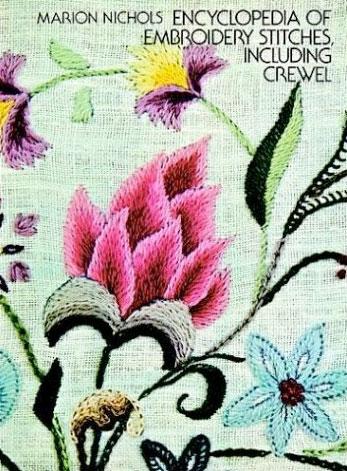 Crewel Stitches : crewel, stitches, Encyclopedia, Embroidery, Stitches,, Including, Crewel, David, Charles, Books, Magazines, Cenina