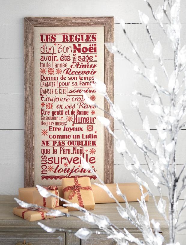 Le Temps D'un Noël : temps, noël, Règles, Noël, Isabelle, Vautier, Cross, Stitch, Charts, Cenina