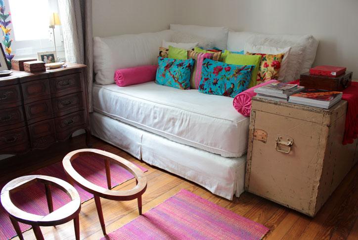 Acceso directo almacenamiento casa chaucha for Como hacer un sillon con una cama