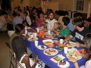2010 Casa Chiri Volunteer Appreciation Dinner