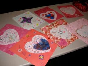 Cards to say: I love you and thank you!