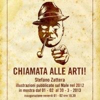 Chiamata alle arti | STEFANO ZATTERA | Microesposizione NR 1