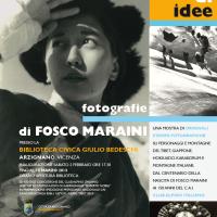 Travalicando muri di idee | FOSCO MARAINI | Mostra di originali stampe fotografiche