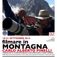 WORKSHOP di Cinematografia Documentaria e Video Ripresa | CARLO ALBERTO PINELLI