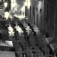 THE WANDERING CEMETERY | Proiezione dello storico video a Milano presso LA LIBRERIA DELLE DONNE | Presenta LUISA MURARO