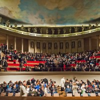 CASAROTTO ALL'OLIMPICO | Galleria della serata | Intervista ad AP e articoli sul GdV