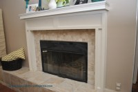 Plans to build Build A Fireplace Surround Plans PDF Plans