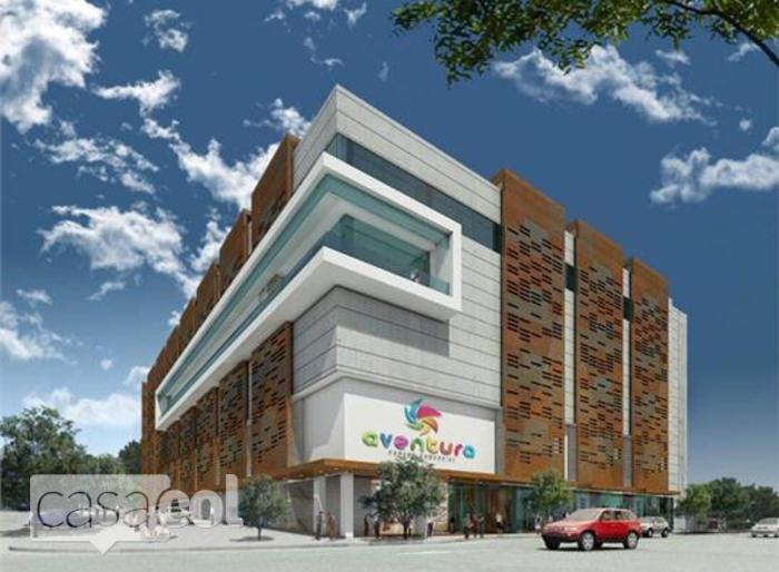 Edificio Aventura centro comercial en Centro Medellin  Casacolco