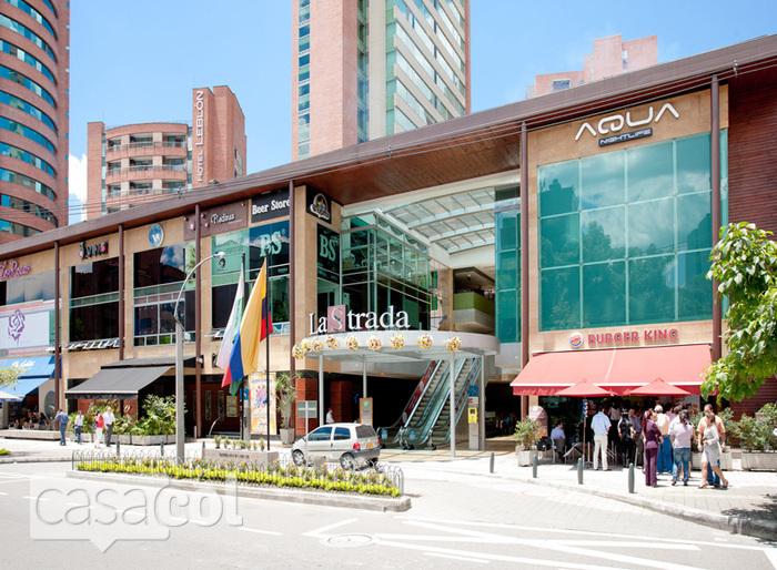 Edificio La strada en Poblado Medellin  Casacolco