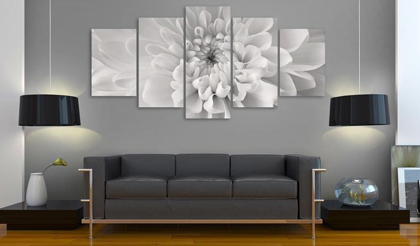 10 consejos para decorar con cuadros un salncomedor