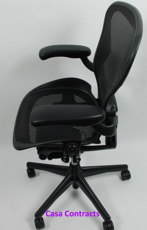 Herman Miller Aeron chair mesh base and back 21a