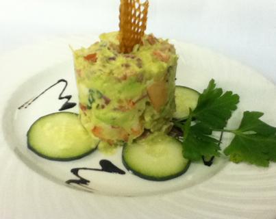 Avocado&Shrimp
