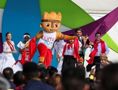 Mascote comanda a festa no Parapan-Americano, que começa hoje e se encerra em 1º de setembro
