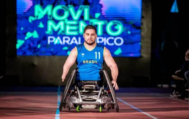 Uniformes do Parapan de Lima. Comitê Paralímpico Brasileiro lança linha própria.