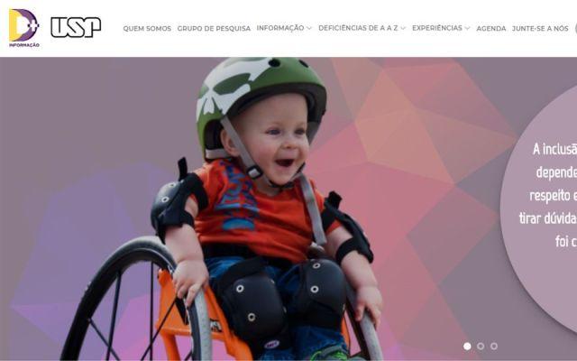 Revide, Pesquisadores da USP RP criam site para disseminação de informações sobre deficiências, d, +, d+, demais, informação, saúde, usp, ribeirão, preto, deficiência, deficientes, honcode, HON, fabiana, faleiros, ictq
