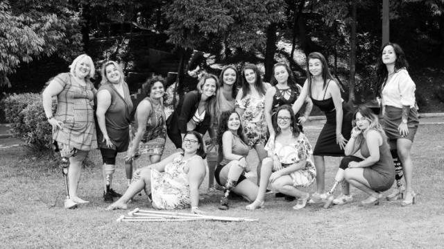 Até hoje, 40 mulheres já participaram de sessões de fotos no projeto voluntário de Cacá - Cacá Dominiquini