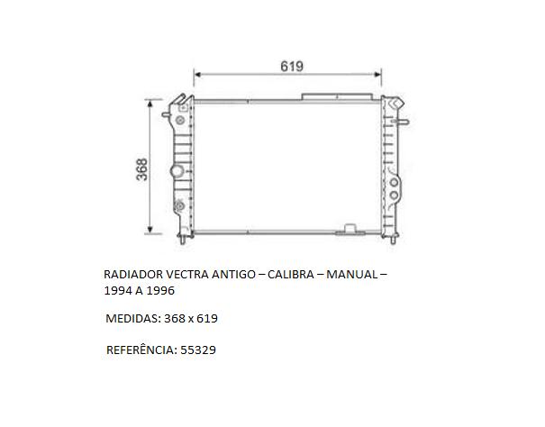 RADIADOR RENEGADE 1.8 – 2016 ACIMA
