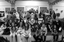 Los Reyes Magos visitan la Casa de Andalucía