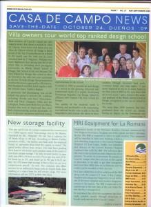 Casa de Campo News / Costasur News