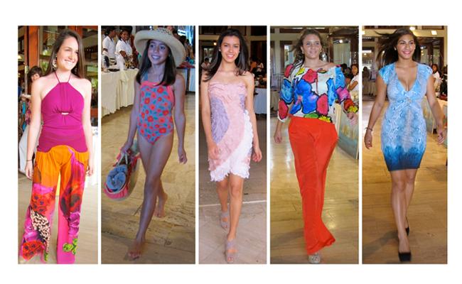 mir bazaar fashion show