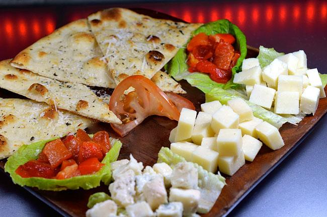 foccacia cheese