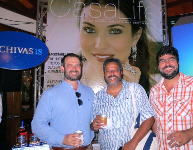 Casa de Campo villa owners duenos Chivas 18 CasaLife