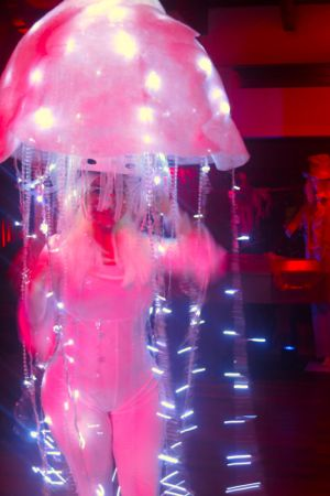 Jellyfish costume Halloween