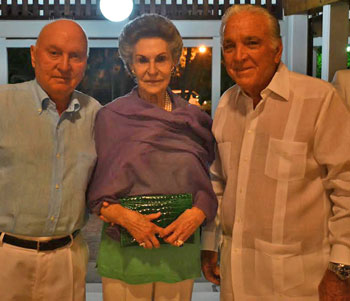 Alfy Fanjul Casa de Campo Sugar Golf Tournament